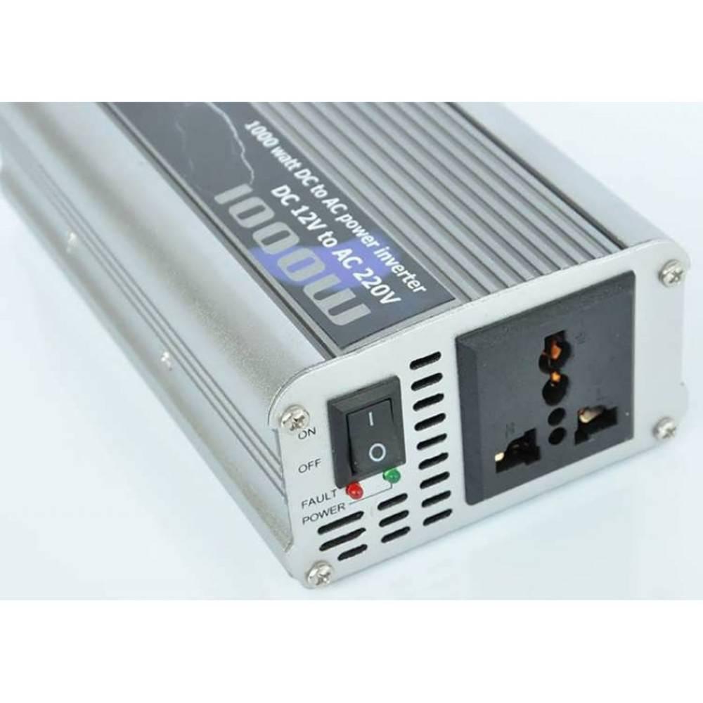 Αντιστροφέας – Inverter 1000w Τροποποιημένο Ημίτονο 12V Doxin - Sfyri.gr - Ηλεκτρονικό Πολυκατάστημα