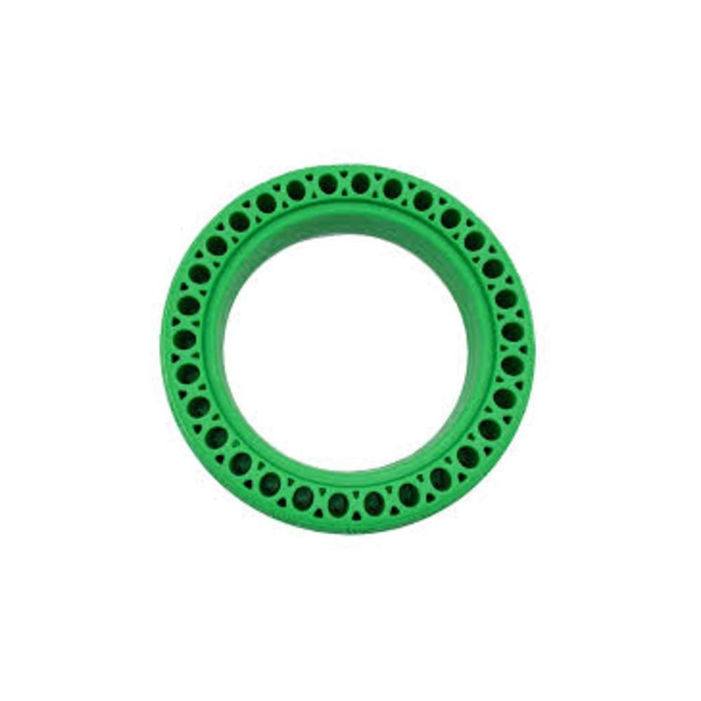 Ελαστικό Συμπαγές για Scooter Xiaomi Πράσινο