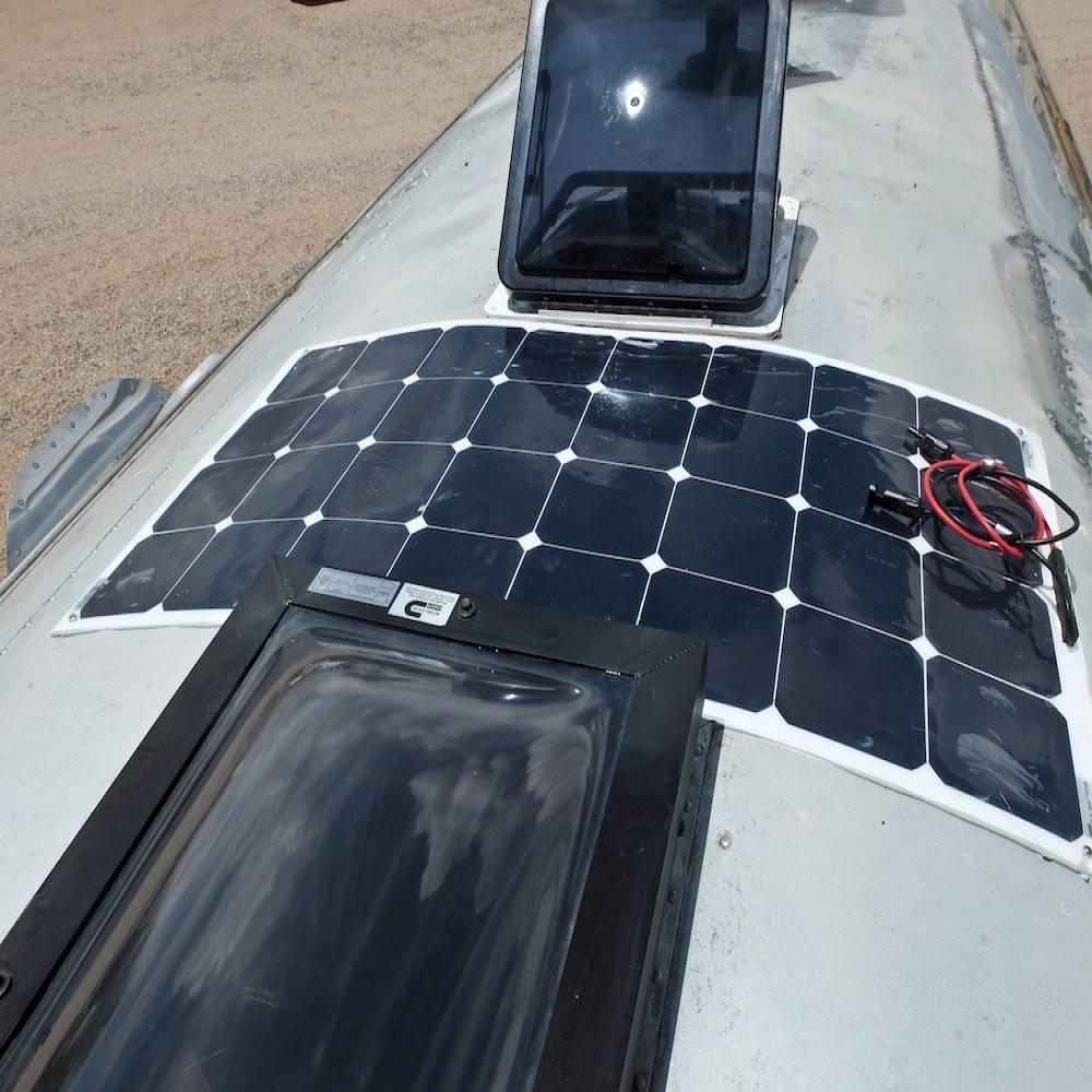 Εύκαμπτο Φωτοβολταϊκό Πάνελ 60W 12V Idealsolar PV-60