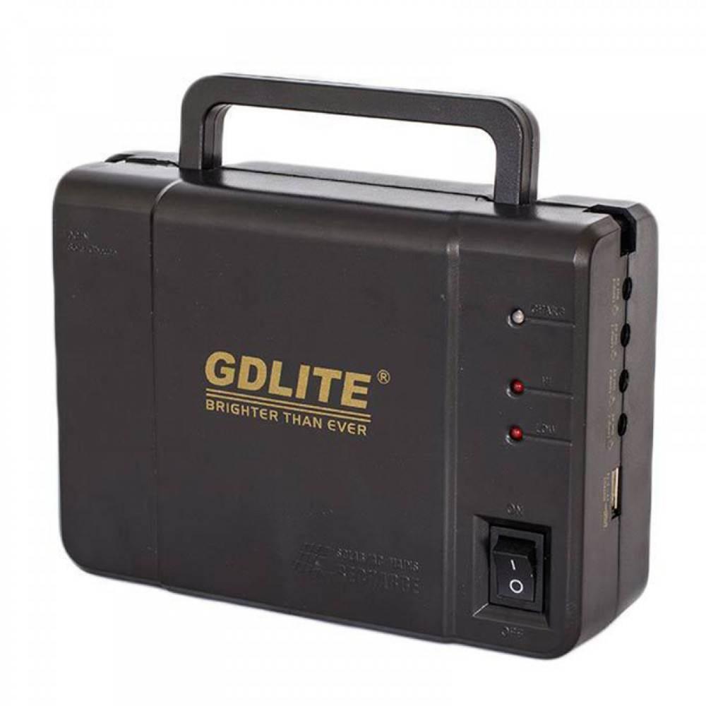 GDLite Ηλιακό Σύστημα Φωτισμού GD-8006A - Sfyri.gr - Ηλεκτρονικό Πολυκατάστημα