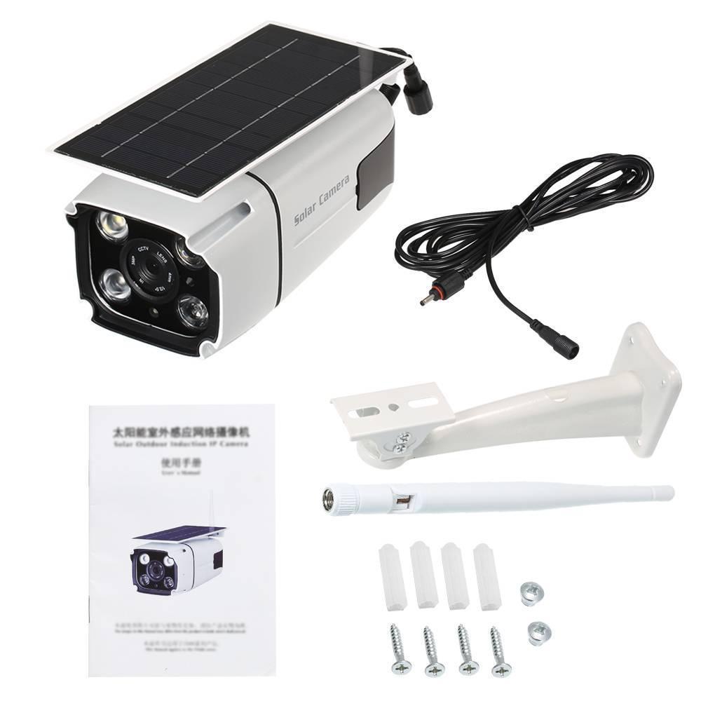 Ηλιακή Κάμερα Ασφαλείας WIFI 2.0MP YN-88 Αδιάβροχη