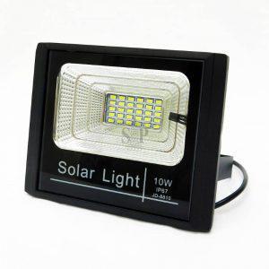 Ηλιακός Προβολέας 10W Led JD-8800 - Sfyri.gr - Ηλεκτρονικό Πολυκατάστημα