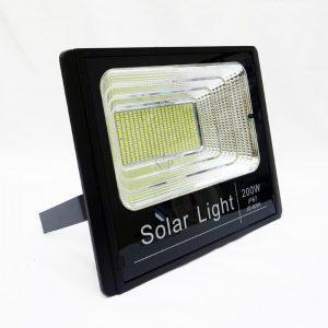 Ηλιακός Προβολέας 200W Led JD-8200 - Sfyri.gr - Ηλεκτρονικό Πολυκατάστημα