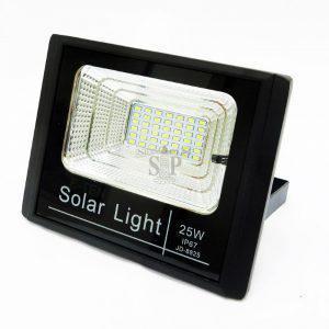 Ηλιακός Προβολέας 25W Led JD-8825 - Sfyri.gr - Ηλεκτρονικό Πολυκατάστημα
