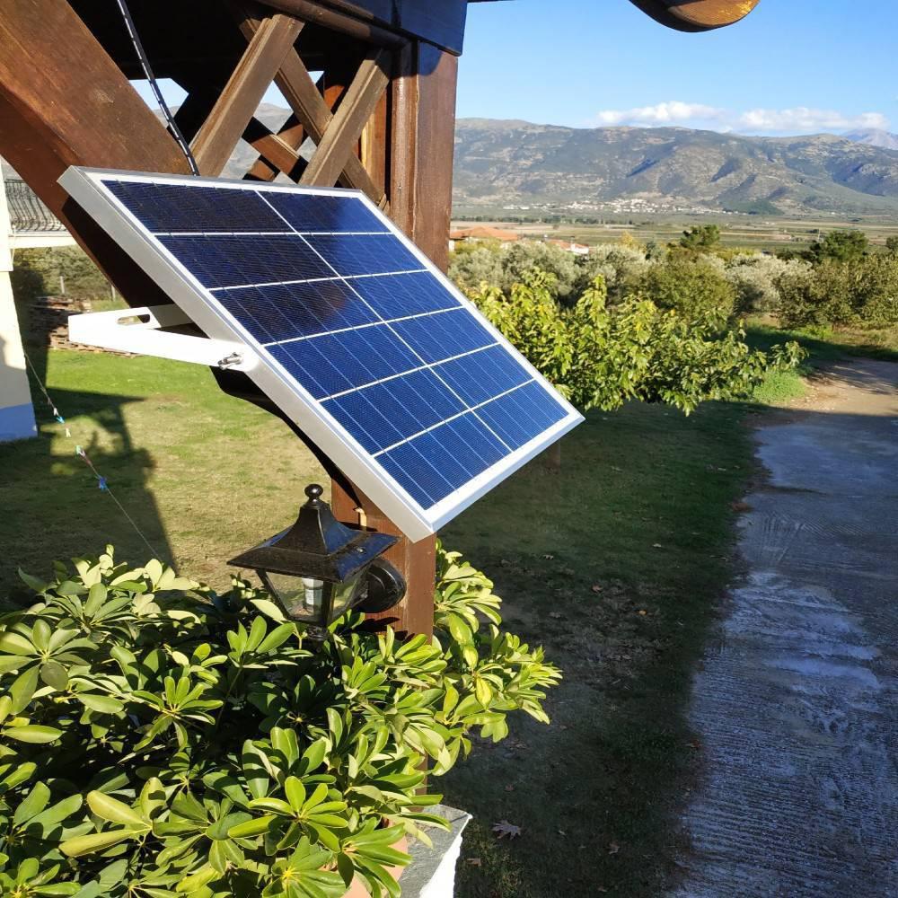 Ηλιακός Προβολέας 60W Led JD-8860 - Sfyri.gr - Ηλεκτρονικό Πολυκατάστημα