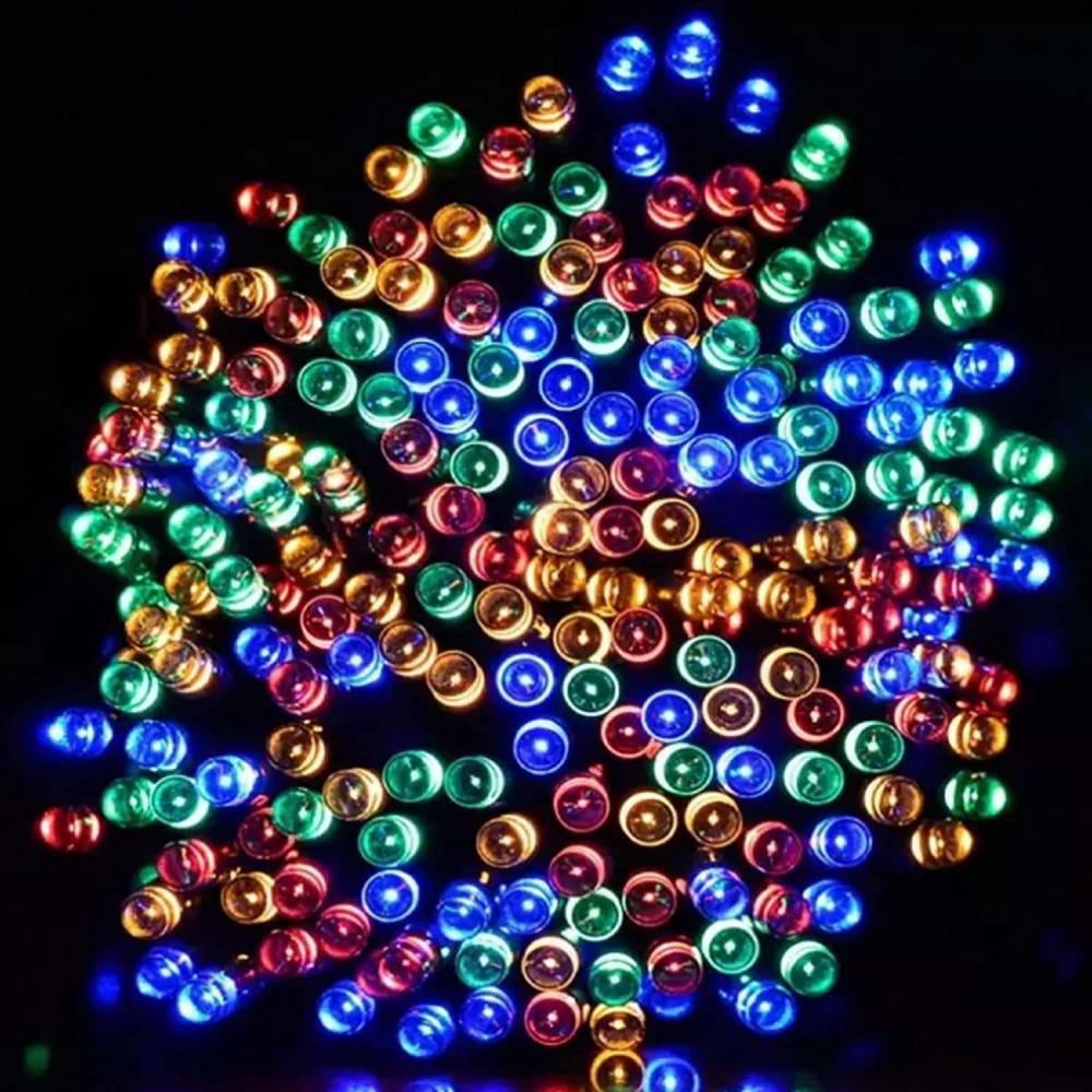 Χριστουγεννιάτικα Λαμπάκια με 100 Led 9m RGB - Sfyri.gr - Ηλεκτρονικό Πολυκατάστημα