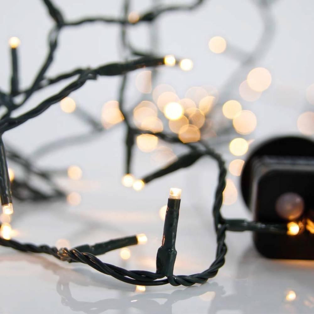 Χριστουγεννιάτικα Λαμπάκια με 100 Led 9m Θερμό Λευκό - Sfyri.gr - Ηλεκτρονικό Πολυκατάστημα