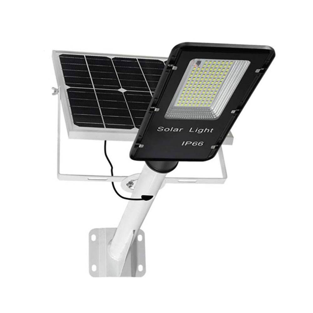 Ηλιακό Φωτιστικό Δρόμου 50W Led Floodlight Series