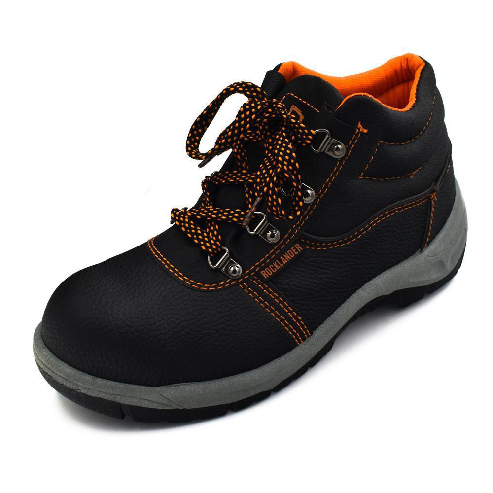Μπότες Εργασίας Rocklander PA8055 – Μαύρο - Sfyri.gr - Ηλεκτρονικό Πολυκατάστημα