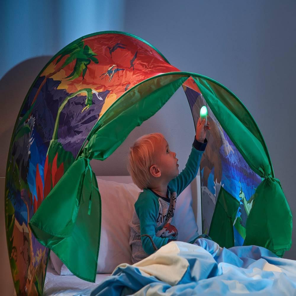 Παιδική Σκηνή Κρεβατιού Dinosaur Island Tents Ηλικία 3+- Sfyri.gr - Ηλεκτρονικό Πολυκατάστημα