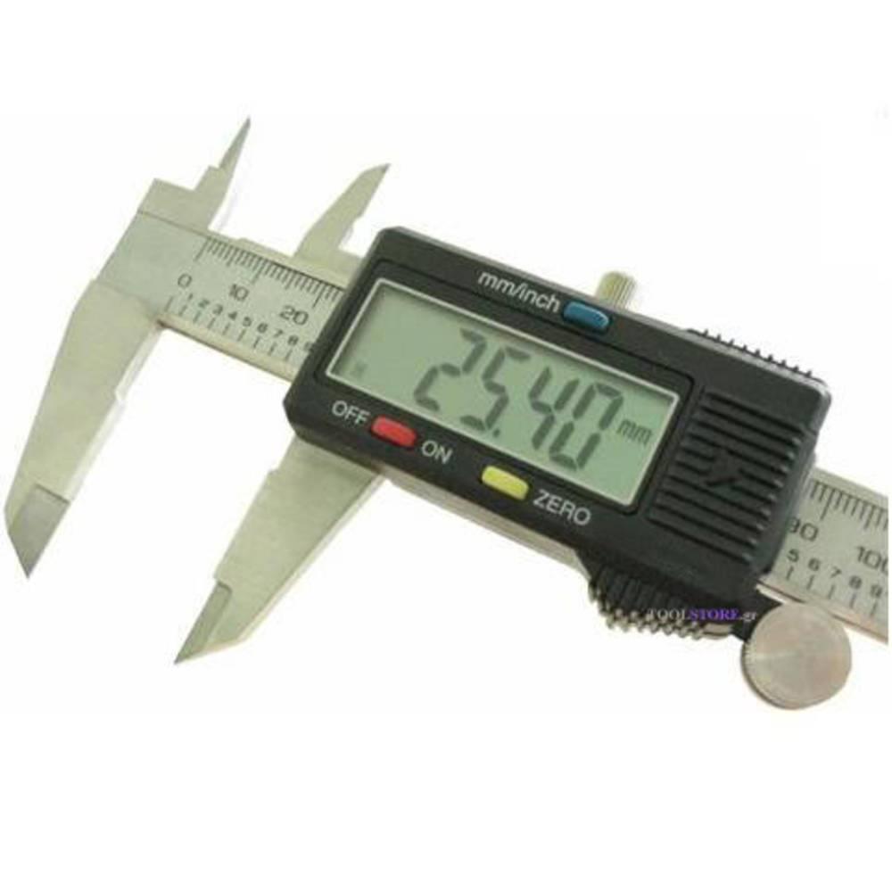 Ψηφιακό Παχύμετρο με Οθόνη LCD LED LD001 - Sfyri.gr - Ηλεκτρονικό Πολυκατάστημα