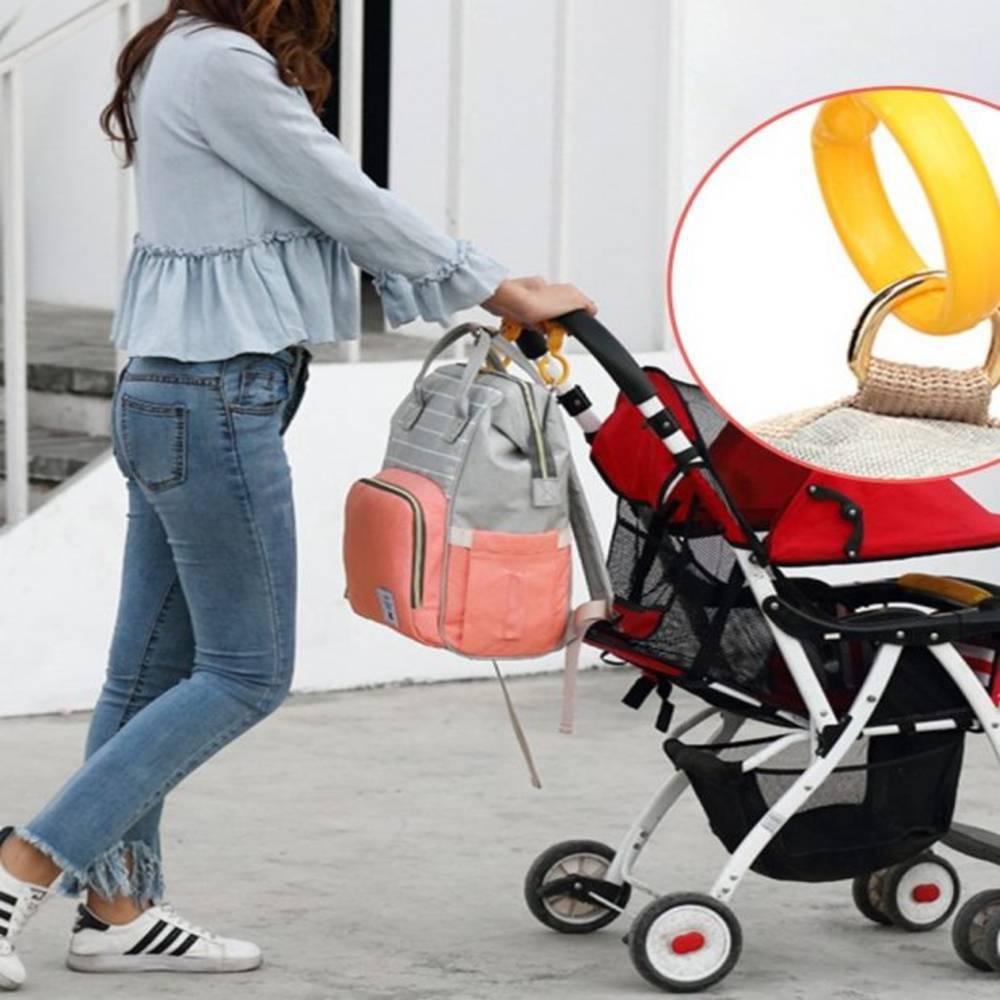 Τσάντα Μωρού Πλάτης Mommy Bag Pinganbaobei Μπορντό - Sfyri.gr - Ηλεκτρονικό Πολυκατάστημα