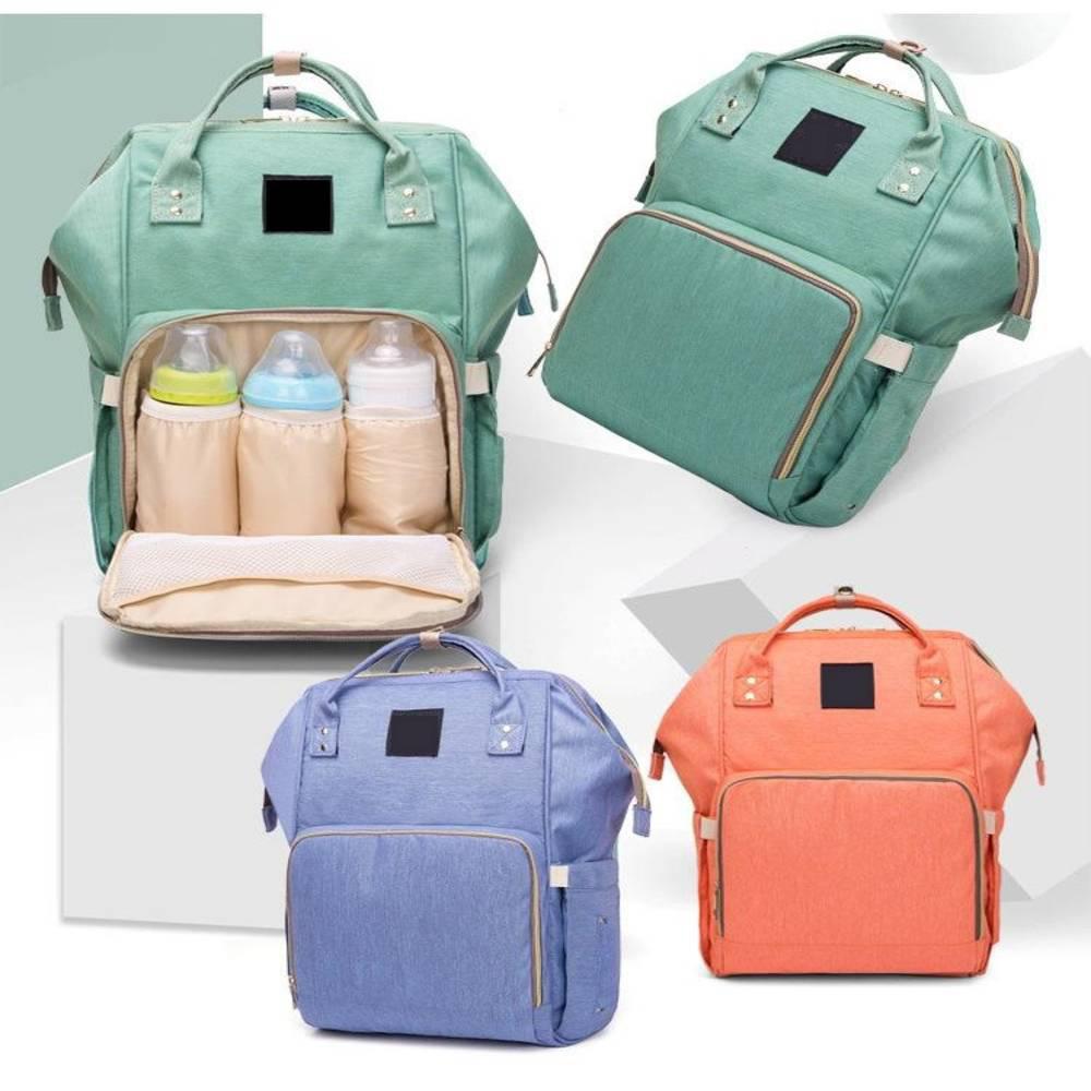 Τσάντα Μωρού Πλάτης Mommy Bag Pinganbaobei Ροζ - Sfyri.gr - Ηλεκτρονικό Πολυκατάστημα