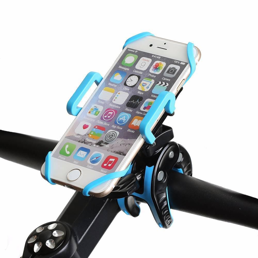 """Βάση Μεταλλική Κινητών 4.7"""" - 6″ για Ποδήλατα & Μηχανές"""